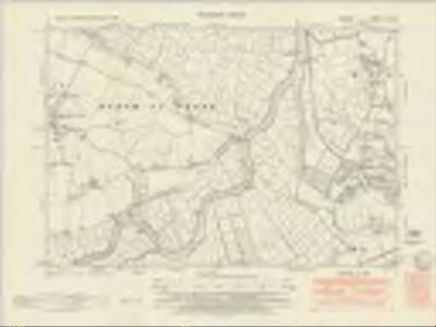 Norfolk C.NW - OS Six-Inch Map