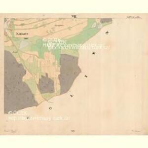 Kunass - c3705-1-008 - Kaiserpflichtexemplar der Landkarten des stabilen Katasters