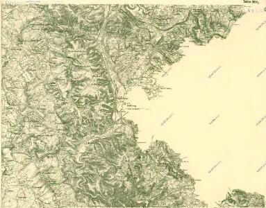 III. vojenské mapování 3856/2