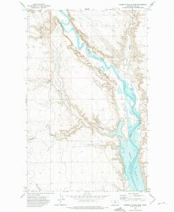 Ninemile Coulee East