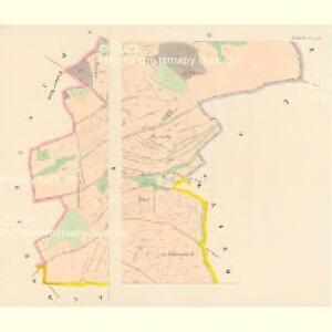 Przedenitz (Předenice) - c6165-1-003 - Kaiserpflichtexemplar der Landkarten des stabilen Katasters
