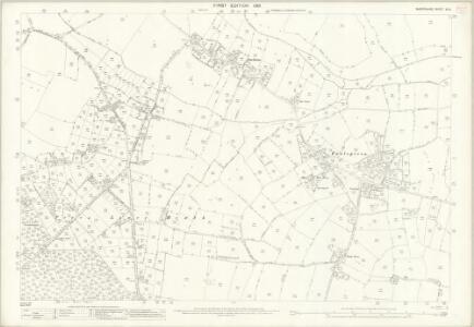 Shropshire XV.6 (includes: Prees) - 25 Inch Map