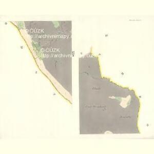 Reinochowitz - m2544-1-003 - Kaiserpflichtexemplar der Landkarten des stabilen Katasters