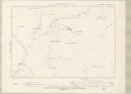 Perth and Clackmannan Sheet LXXI.SW - OS 6 Inch map