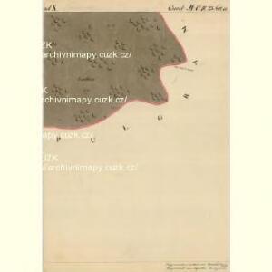 Nikolsburg - m1785-1-030 - Kaiserpflichtexemplar der Landkarten des stabilen Katasters