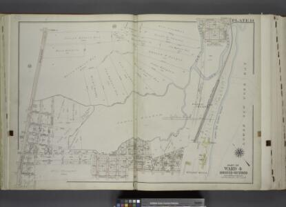 Part of Ward 4. [Map bound by Liberty Ave, Seaview    Ave, Scotland Ave, New Creek, South Field Beach R.R., Maple Ave, 6th St,         Franklin Ave, 9th St, South Side Boulevard]