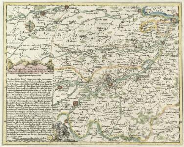 Neuer Siegreicher Plan der königl. Hungar; und Böhm. victoriosen Action welche den 9. May Ano. 1743 bey Braunau vorgefallen, sambt allen von 6ten biß 14. May vorbeygegangenen Operationen