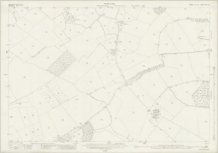 Essex (New Series 1913-) n XIV.16 (includes: Great Bardfield; Little Bardfield; Little Sampford; Thaxted) - 25 Inch Map