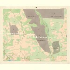 Neu Hrosenkau (Nowi Heasenkow) - m2073-1-011 - Kaiserpflichtexemplar der Landkarten des stabilen Katasters
