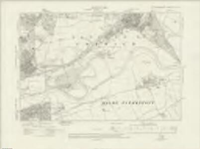 Nottinghamshire XLII.NE - OS Six-Inch Map