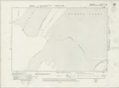 Lancashire XV.SW - OS Six-Inch Map