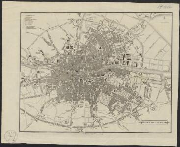 Plan of Dublin
