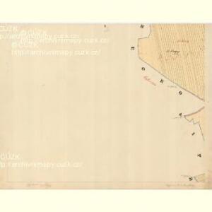 Baurowitz - c0079-1-002 - Kaiserpflichtexemplar der Landkarten des stabilen Katasters
