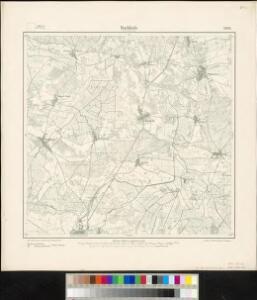 Meßtischblatt 2108 : Buchholz bei Treuenbrietzen, 1902