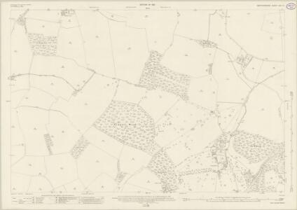 Hertfordshire XXX.10 (includes: Hunsdon; Stanstead Abbots; Ware Rural) - 25 Inch Map