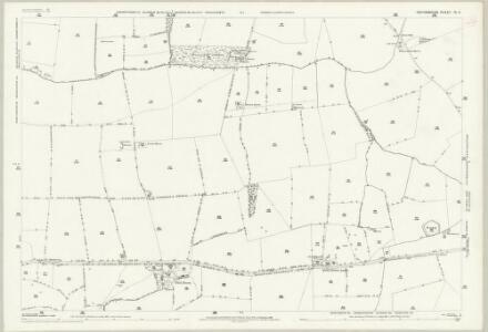 Oxfordshire IX.5 (includes: Hook Norton; Sibford Ferris; Swalcliffe; Wigginton) - 25 Inch Map