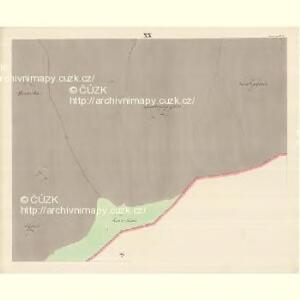 Strany - m2897-1-017 - Kaiserpflichtexemplar der Landkarten des stabilen Katasters