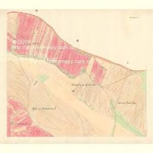 Mutienitz - m1904-1-004 - Kaiserpflichtexemplar der Landkarten des stabilen Katasters