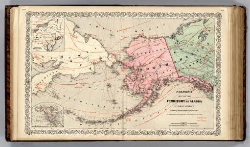 Territory of Alaska (Russian America).