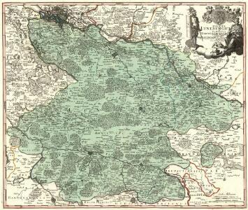 Ducatus Luneburgici et Comitatus Dannebergensis accurata Descriptio