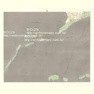 Reinochowitz - m2544-1-009 - Kaiserpflichtexemplar der Landkarten des stabilen Katasters