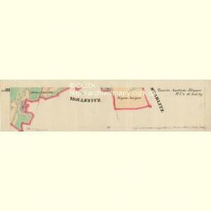 Bistritz - c0723-1-008 - Kaiserpflichtexemplar der Landkarten des stabilen Katasters