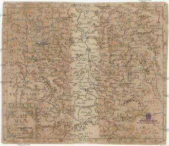 Bohemia oder das Konigreich Bohmen mitt angretzten Ländter