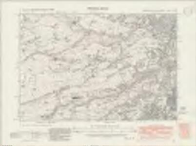 Yorkshire CCXCIV.NW - OS Six-Inch Map
