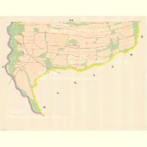 Gross Mohrau (Hruba Morawa) - m3311-1-011 - Kaiserpflichtexemplar der Landkarten des stabilen Katasters