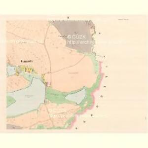 Gamnitz - c2820-1-004 - Kaiserpflichtexemplar der Landkarten des stabilen Katasters