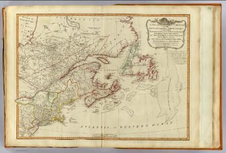 British colonies North America, New England.