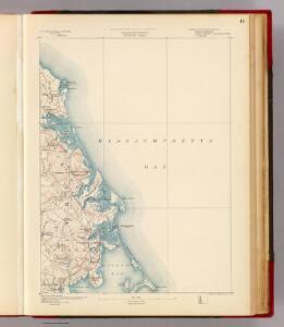 44. Duxbury sheet.