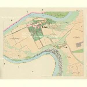 Liblin - c4026-1-003 - Kaiserpflichtexemplar der Landkarten des stabilen Katasters