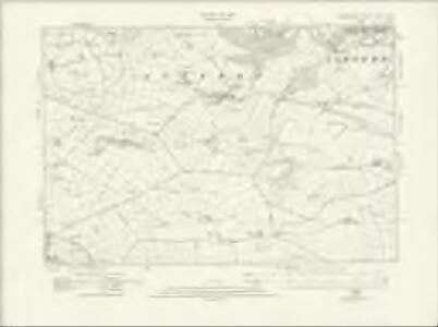 Derbyshire XXIII.SW - OS Six-Inch Map