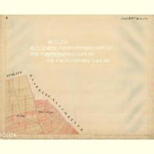 Urbau - m3488-1-002 - Kaiserpflichtexemplar der Landkarten des stabilen Katasters