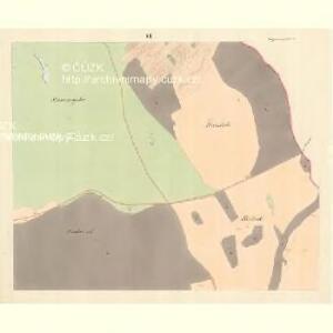 Watzenovitz (Wacenowic) - m3248-1-006 - Kaiserpflichtexemplar der Landkarten des stabilen Katasters