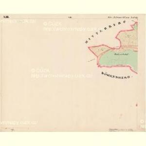 Moldau Ober - c2176-1-013 - Kaiserpflichtexemplar der Landkarten des stabilen Katasters