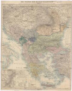 Die Staaten der Balkan-Halbinsel