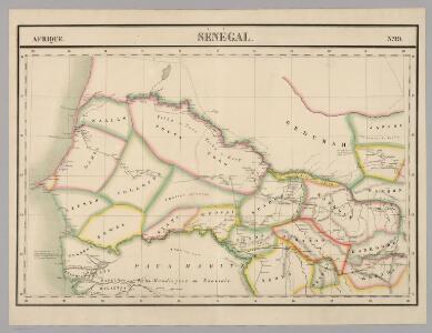Senegal. Afrique 19.