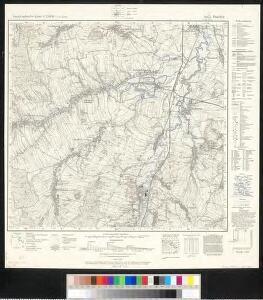 Meßtischblatt 4955 : Ostritz, 1942