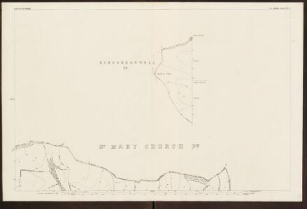 Devon CXVI.9 (inset CXV.12 & CXV.16) (includes: Marldon; Torquay) - 25 Inch Map