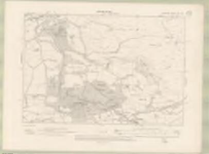 Ayrshire Sheet XLV.SE - OS 6 Inch map