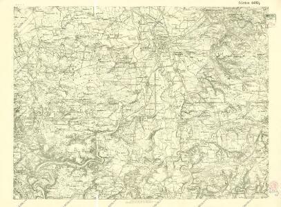 III. vojenské mapování 4453/1