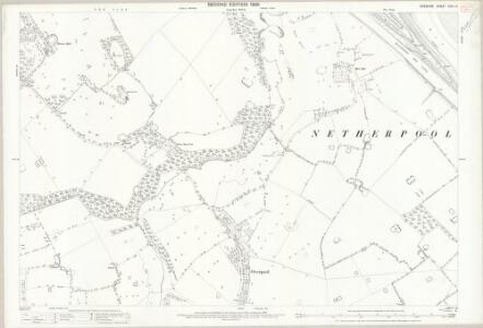 Cheshire XXIII.14 (includes: Eastham; Ellesmere Port) - 25 Inch Map