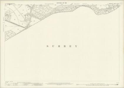 Berkshire XLVII.8 (includes: Sunningdale; Windlesham; Winkfield) - 25 Inch Map