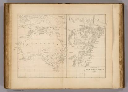 Australia & New South Wales.
