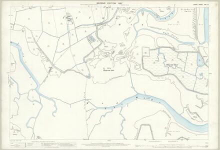 Essex (1st Ed/Rev 1862-96) XXX.14 (includes: Frinton and Walton; Thorpe Le Soken) - 25 Inch Map