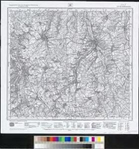 Meßtischblatt [7925] : Ochsenhausen, 1918