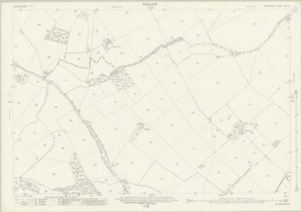 Oxfordshire XLVII.6 (includes: Lewknor; Pyrton; Shirburn; South Weston; Stoke Talmage) - 25 Inch Map
