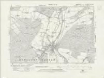 Hampshire & Isle of Wight LXVIII.SE - OS Six-Inch Map